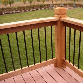 Easy DIY Wooden Deck Design For Your Home 09
