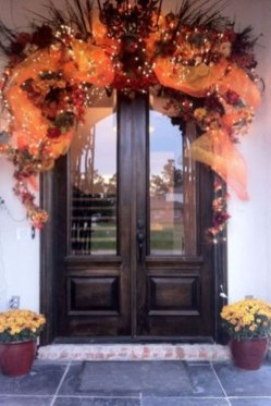 Easy Fall Porch Decoration Ideas To Make Unforgettable Moments 34