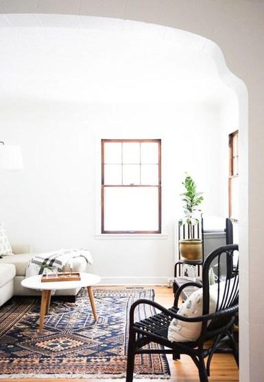 Elegant Bohemian Style Living Room Decoration Ideas 26