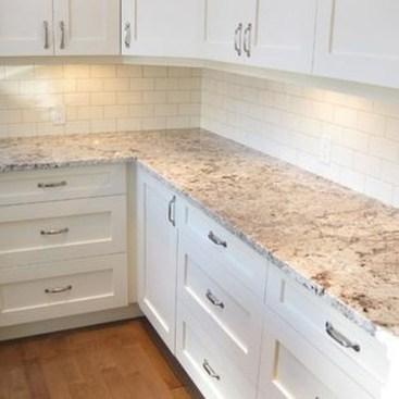 Elegant White Kitchen Cabinets For Your Kitchen 18