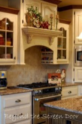 Fancy French Country Kitchen Design Ideas 20
