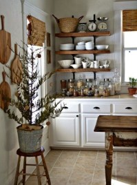 Fancy French Country Kitchen Design Ideas 35