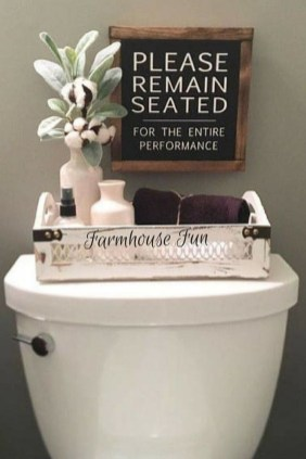 Fresh And Modern Bathroom Decoration Ideas 15