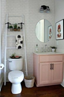 Fresh And Modern Bathroom Decoration Ideas 37