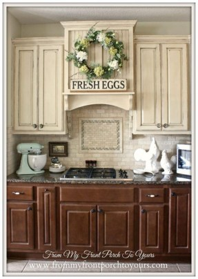 Gorgeous Farmhouse Kitchen Cabinets Decor And Design Ideas To Fuel Your Remodel 24