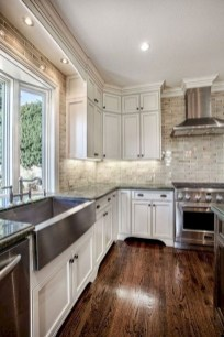 Gorgeous Farmhouse Kitchen Cabinets Decor And Design Ideas To Fuel Your Remodel 38