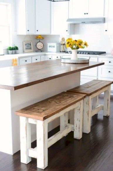 Gorgeous Farmhouse Kitchen Cabinets Decor And Design Ideas To Fuel Your Remodel 42