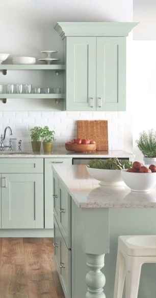Gorgeous Farmhouse Kitchen Cabinets Decor And Design Ideas To Fuel Your Remodel 43