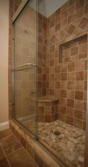Luxurious Tile Shower Design Ideas For Your Bathroom 01