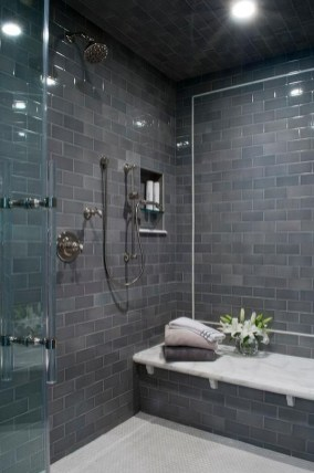 Luxurious Tile Shower Design Ideas For Your Bathroom 16