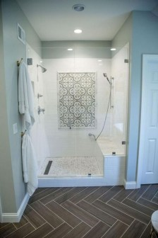 Luxurious Tile Shower Design Ideas For Your Bathroom 19