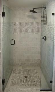 Luxurious Tile Shower Design Ideas For Your Bathroom 37