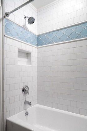 Luxurious Tile Shower Design Ideas For Your Bathroom 42