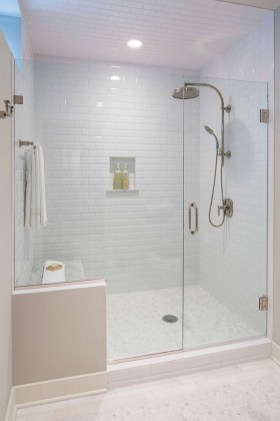 Luxurious Tile Shower Design Ideas For Your Bathroom 43