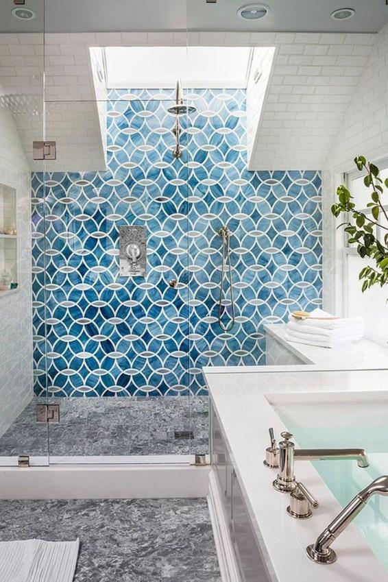 Luxurious Tile Shower Design Ideas For Your Bathroom 47