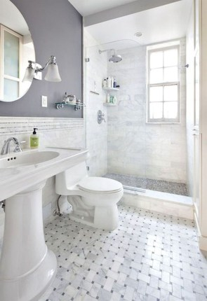 Minimalist Small Bathroom Remodeling On A Budget 16