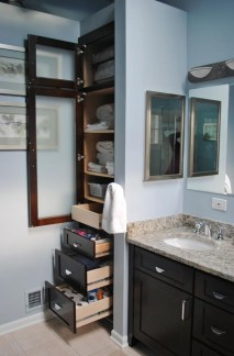 Minimalist Small Bathroom Remodeling On A Budget 29