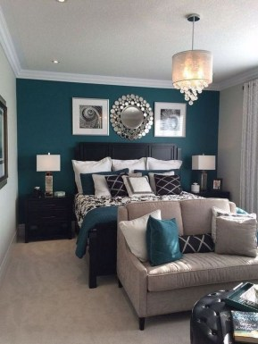 Modern Colorful Bedroom Design Ideas For Your Daughter 26