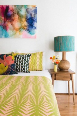 Modern Colorful Bedroom Design Ideas For Your Daughter 51