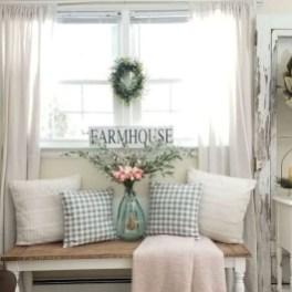 Modern Farmhouse Living Room Design Ideas 32