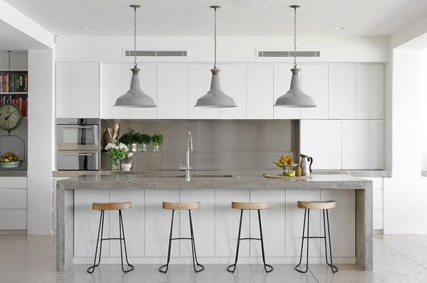 Most Popular Modern Kitchen Design Ideas 26