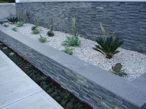 Relaxing Modern Rock Garden Ideas To Make Your Backyard Beautiful 16