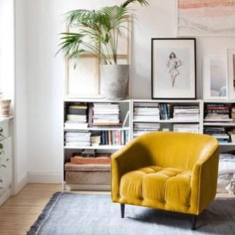 Stylish Bookshelves Design Ideas For Your Living Room 17