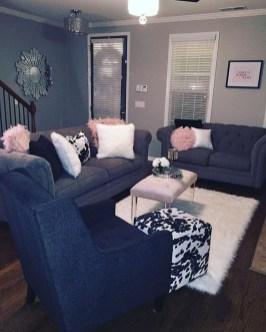 Stylish Bookshelves Design Ideas For Your Living Room 27