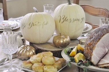 The Best Ideas For Thankgiving Table Decorations 10