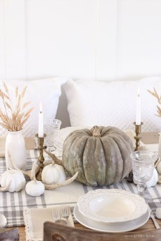 The Best Ideas For Thankgiving Table Decorations 21