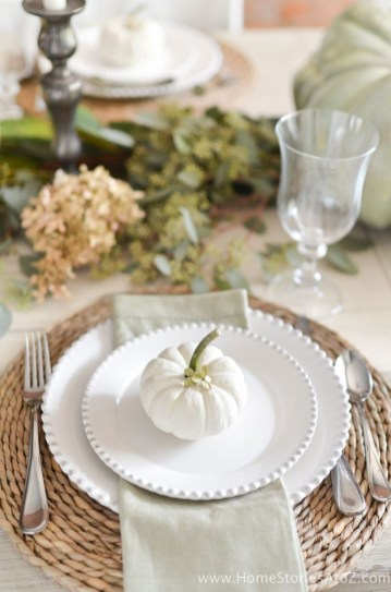 The Best Ideas For Thankgiving Table Decorations 34