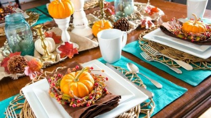 The Best Ideas For Thankgiving Table Decorations 35