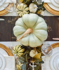 The Best Ideas For Thankgiving Table Decorations 38
