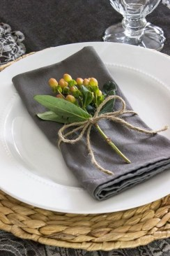 The Best Ideas For Thankgiving Table Decorations 40