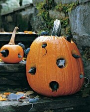Top Halloween Outdoor Decorations To Terrify People 37