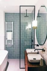 Brilliant Bohemian Style Ideas For Bathroom 46