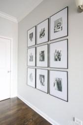 Brilliant Living Room Wall Gallery Design Ideas 48