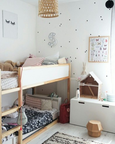Cool Ikea Kura Beds Ideas For Your Kids Rooms 18