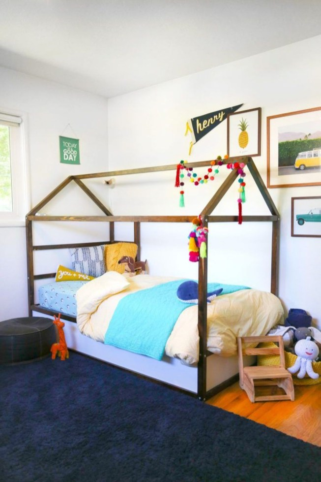 Cool Ikea Kura Beds Ideas For Your Kids Rooms 34