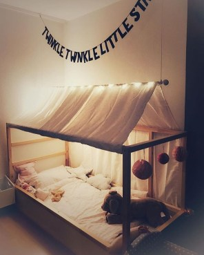 Cool Ikea Kura Beds Ideas For Your Kids Rooms 38