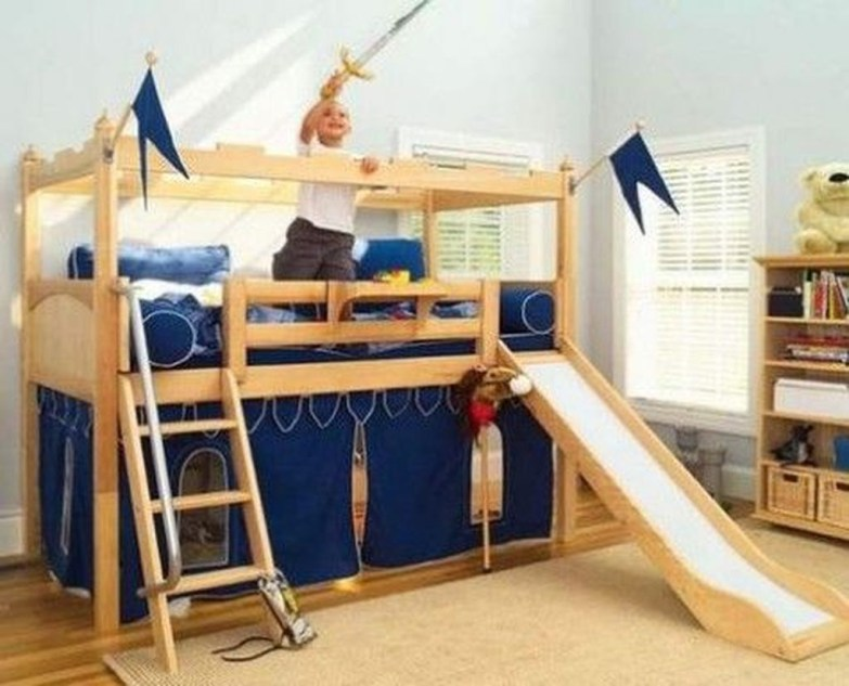 Cool Ikea Kura Beds Ideas For Your Kids Rooms 42