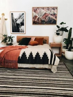 Cozy Fall Bedroom Decoration Ideas 28