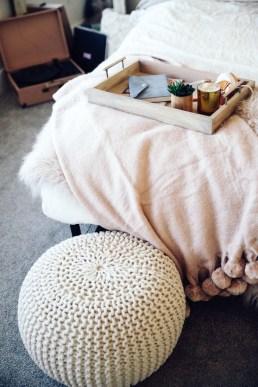 Cozy Fall Bedroom Decoration Ideas 50