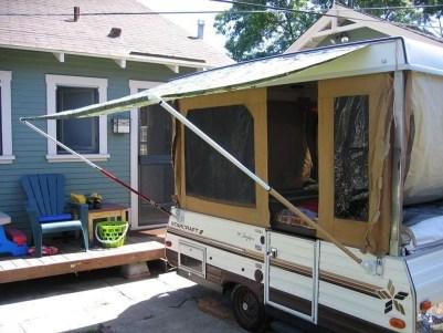 Creative But Simple DIY Camper Storage Ideas 44