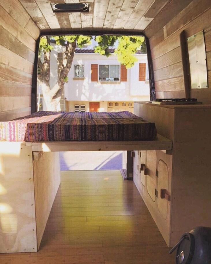 Creative But Simple DIY Camper Storage Ideas 47