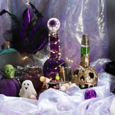 Creepy Decorations Ideas For A Frightening Halloween Party 24