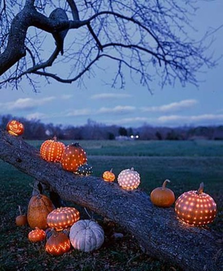 Elegant Outdoor Halloween Decoration Ideas 09