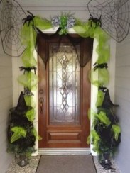 Elegant Outdoor Halloween Decoration Ideas 55