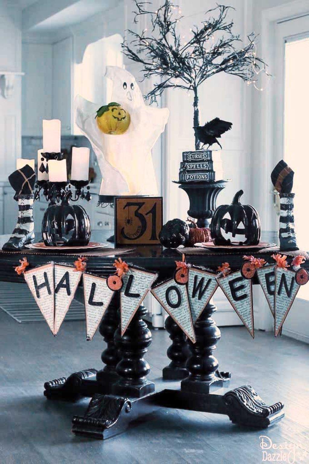 Fabulous Halloween Decoration Ideas For Your Kitchen 38