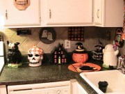 Fabulous Halloween Decoration Ideas For Your Kitchen 44
